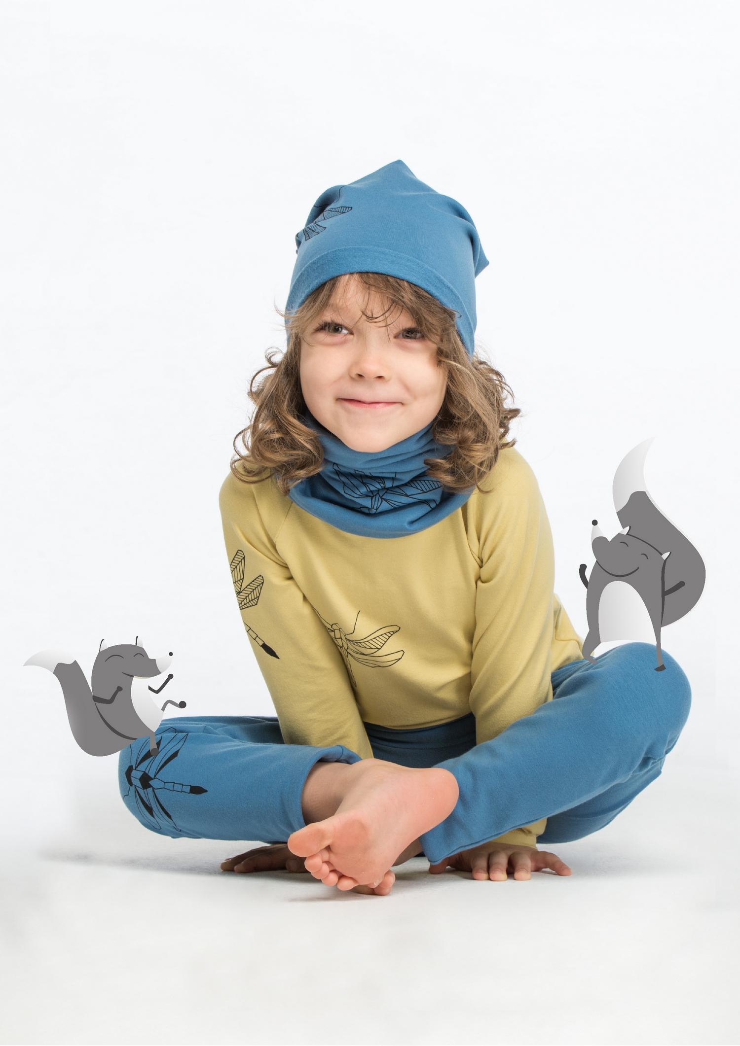 2768b886167 Eesti ettevõte Tjorven Kids tutvustas Euroopa tippmessil uut lasteriiete  kollektsiooni